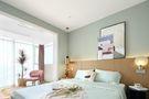 5-10万90平米三现代简约风格卧室效果图