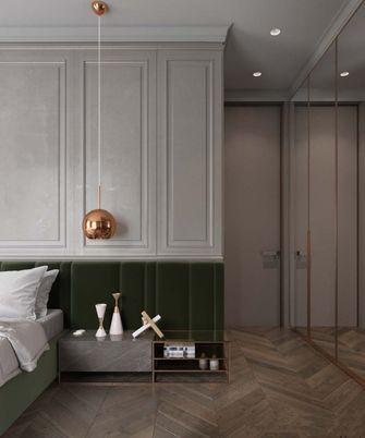 20万以上140平米四室三厅美式风格卧室图片