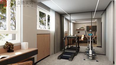 15-20万140平米别墅美式风格健身房装修效果图