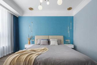 20万以上120平米三室两厅新古典风格卧室装修图片大全