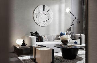 5-10万100平米轻奢风格客厅装修效果图