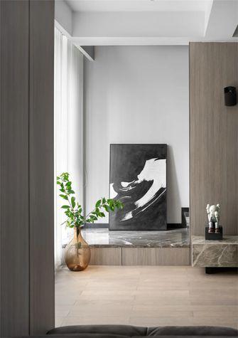 100平米复式现代简约风格楼梯间欣赏图