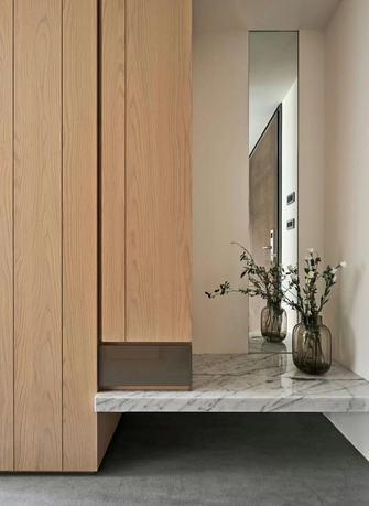富裕型120平米三室两厅混搭风格玄关效果图