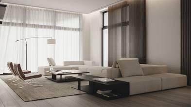 20万以上140平米别墅英伦风格客厅装修效果图