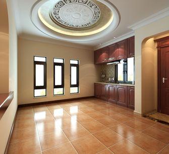 豪华型140平米别墅东南亚风格餐厅欣赏图