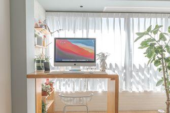 富裕型100平米三室两厅日式风格阳台装修图片大全