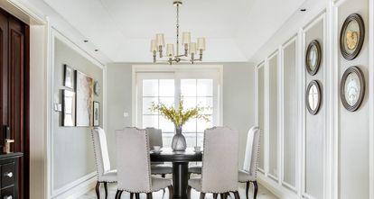 20万以上140平米三室两厅美式风格餐厅装修图片大全