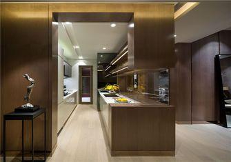 富裕型80平米现代简约风格厨房装修案例