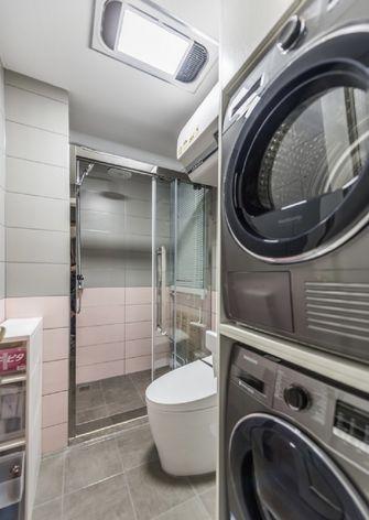 10-15万90平米三室一厅轻奢风格卫生间装修案例