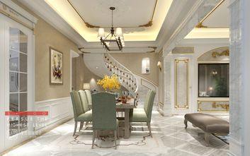 豪华型140平米别墅法式风格楼梯间装修效果图