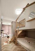 15-20万130平米四现代简约风格青少年房设计图
