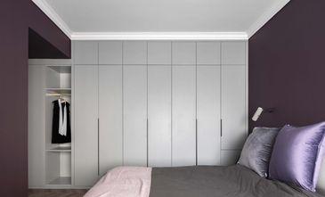 富裕型90平米三室一厅新古典风格卧室效果图