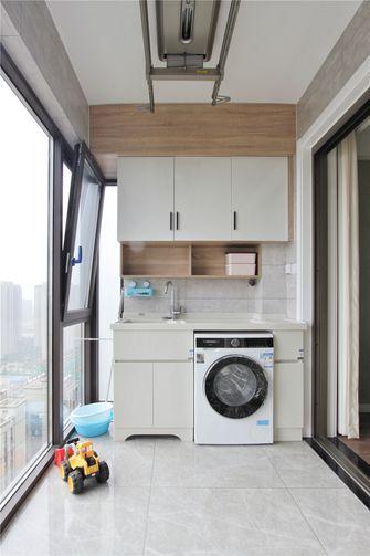 豪华型140平米三室两厅北欧风格阳台装修案例
