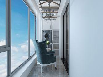 富裕型140平米四室两厅欧式风格阳台装修效果图