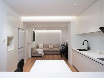 经济型50平米小户型现代简约风格厨房装修效果图