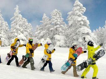 snowhero滑雪俱乐部(雪具店)