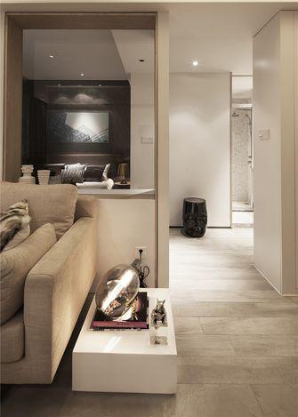 富裕型70平米北欧风格走廊效果图