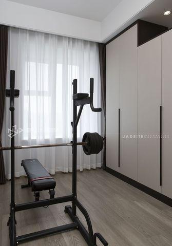 20万以上110平米三室两厅中式风格健身房图片大全