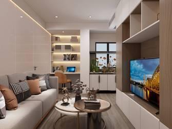 5-10万50平米小户型北欧风格客厅图片大全