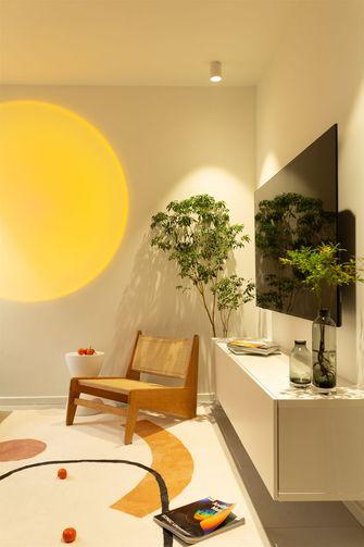 10-15万70平米三室两厅田园风格客厅装修案例