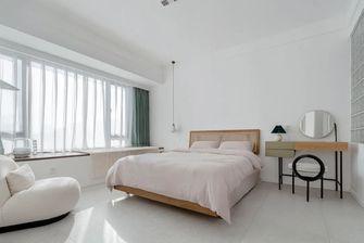 20万以上140平米四室一厅混搭风格卧室欣赏图