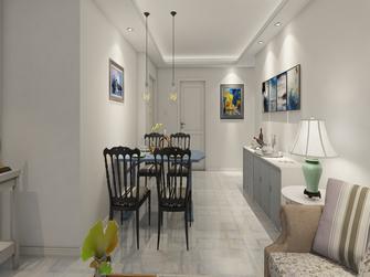 15-20万90平米三室两厅地中海风格餐厅图片