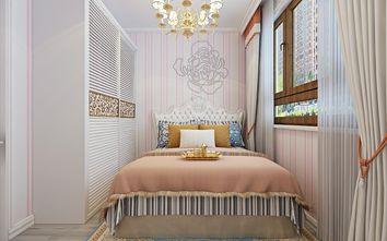 90平米三室两厅现代简约风格青少年房图