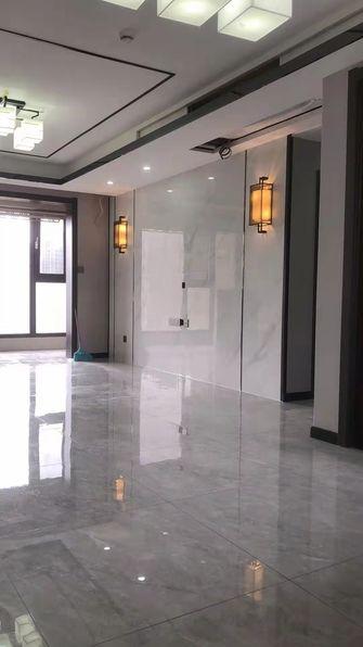 110平米三室三厅中式风格客厅图