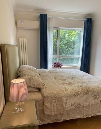 经济型100平米三室两厅美式风格卧室装修效果图