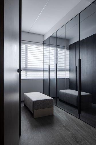 豪华型130平米三室两厅现代简约风格衣帽间欣赏图