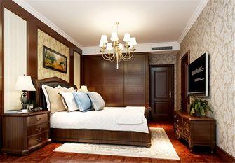 120平米三室三厅欧式风格客厅装修效果图