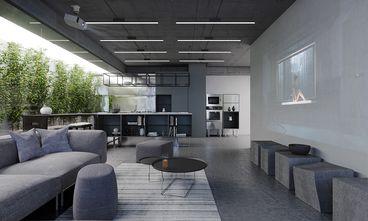 豪华型100平米一室一厅工业风风格客厅设计图