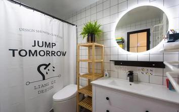 80平米欧式风格卫生间图片