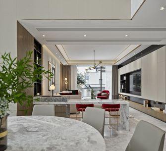 140平米三欧式风格餐厅装修效果图