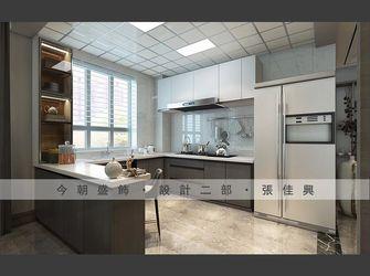 120平米三现代简约风格厨房装修效果图
