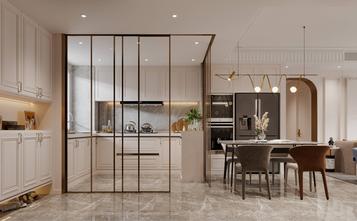 10-15万110平米三室两厅法式风格厨房装修效果图