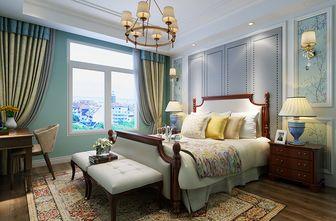 130平米四室两厅美式风格卧室图片大全