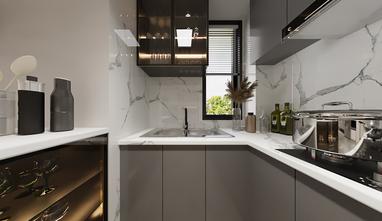 90平米三轻奢风格厨房装修效果图