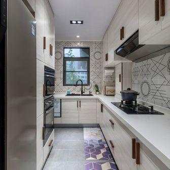 60平米北欧风格厨房图片