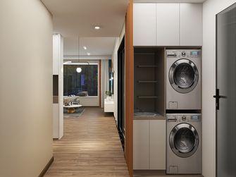 富裕型80平米现代简约风格走廊设计图