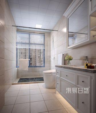 豪华型120平米四欧式风格卫生间图片大全