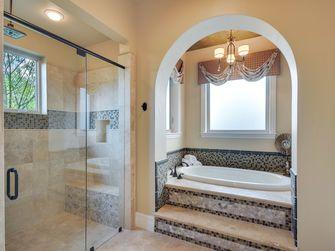 140平米美式风格卫生间装修案例