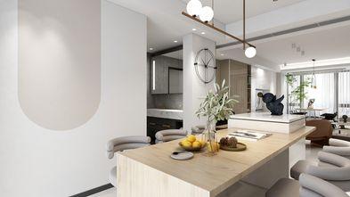 15-20万130平米三现代简约风格餐厅装修案例