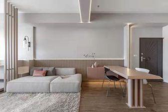 富裕型110平米北欧风格客厅装修效果图