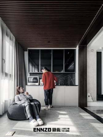 北欧风格阳台设计图