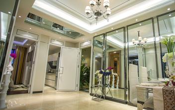 富裕型120平米三室一厅混搭风格玄关装修效果图