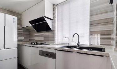 10-15万140平米四室一厅工业风风格厨房欣赏图