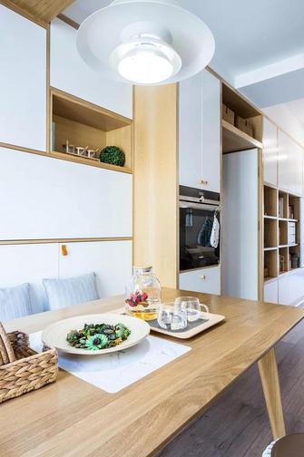 经济型120平米三室两厅日式风格餐厅装修案例