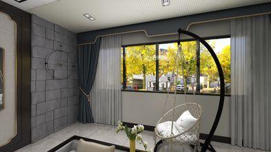 豪华型120平米四室四厅中式风格阳台图