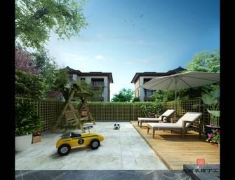 20万以上140平米别墅欧式风格阳台欣赏图